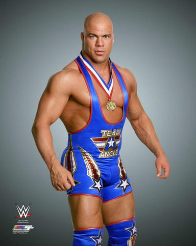Kurt Angle - WWE Photo #4