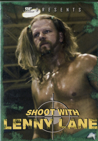Lenny Lane - Shoot Interview DVD