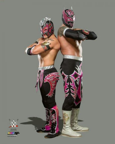 Lucha Dragons (Sin Cara & Kalisto) - WWE Photo #2