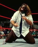 Mankind (Mick Foley) - WWE Photo #2