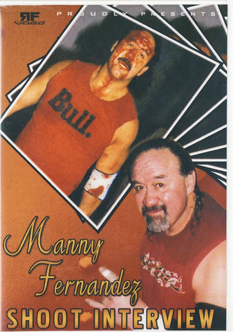 Manny Fernandez - Shoot Interview DVD