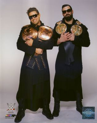 Miz & Damien Mizdow - WWE Photo #13