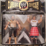 Mr Fuji - Autographed WWE Classic Superstars Action Figure