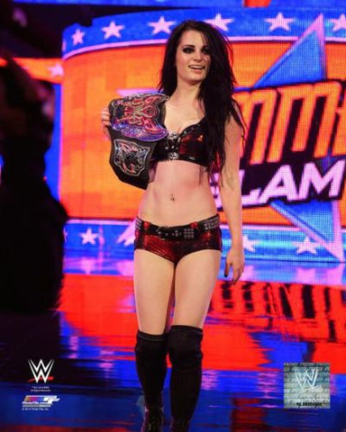 Paige - WWE Photo #4