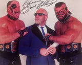 Paul Ellering - Autographed 8x10 Promo Photo