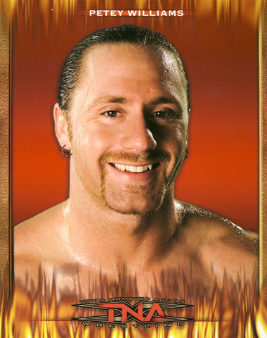 Petey Williams - TNA Promo Photo