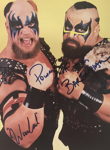 Powers of Pain - Autographed 8x10 Photo