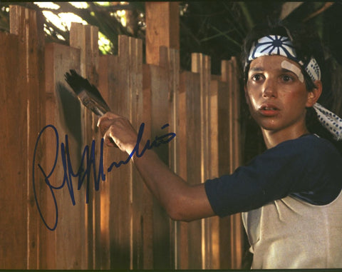 Ralph Macchio - Autographed 8x10 Photo