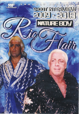 Ric Flair 2009-2013 - Shoot Interview DVD