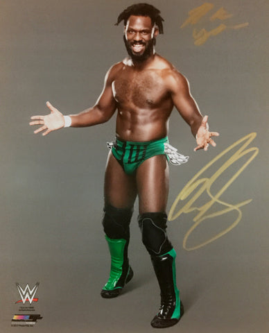 Rich Swann - Autographed WWE 8x10 Photo