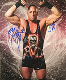 Rob Van Dam - Autographed 11x14 Photo