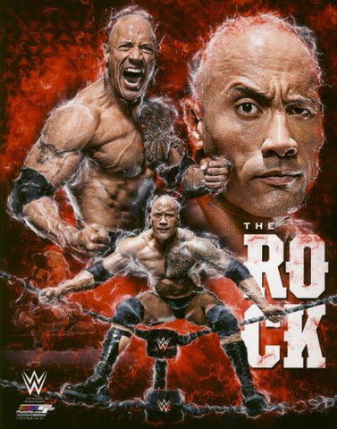 The Rock - WWE Photo #13