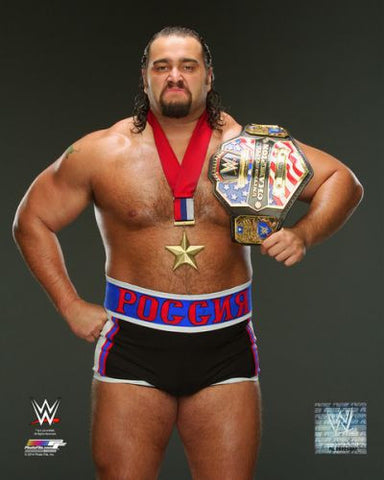 Rusev - WWE Photo #4