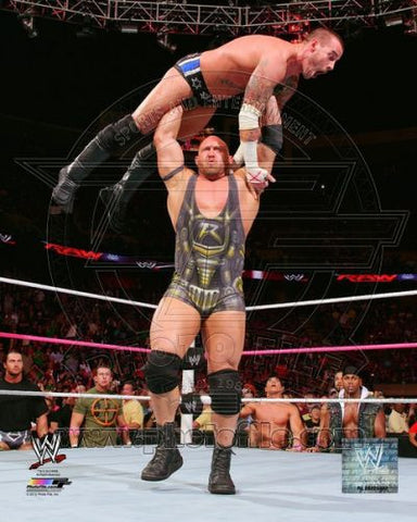 Ryback - WWE Photo #3