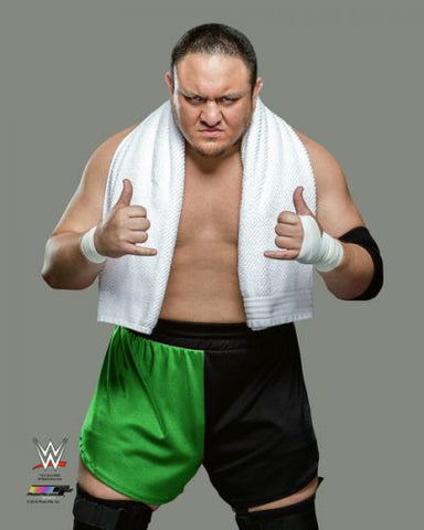Samoa Joe - WWE Photo #1