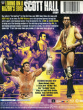 Scott Hall:  Living on a Razor's Edge - WWE Blu Ray  (Steelbook Edition)