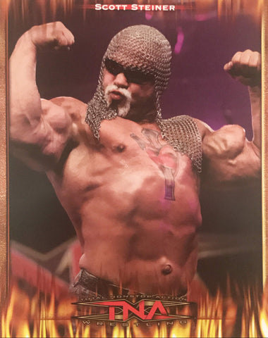 Scott Steiner - TNA Impact Wrestling 8x10 Photo