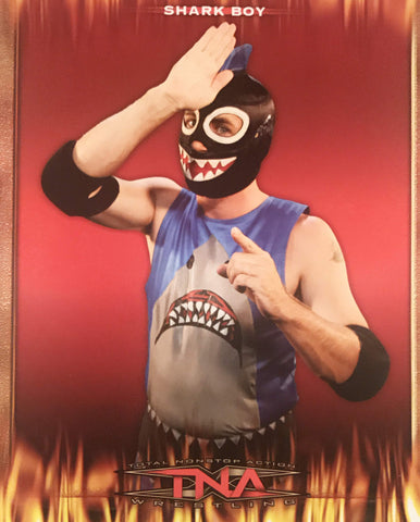 Shark Boy - TNA Impact Wrestling 8x10 Photo