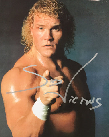 Sid Vicious - Autographed 8x10 Photo