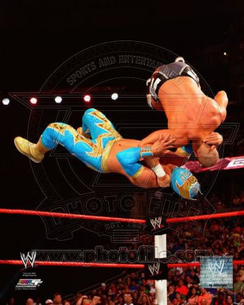 Sin Cara - WWE Photo #2