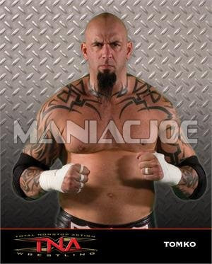 Tomko - TNA Promo Photo
