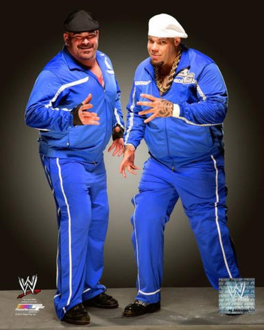 Tons of Funk (Brodus Clay & Tensai) - WWE Photo