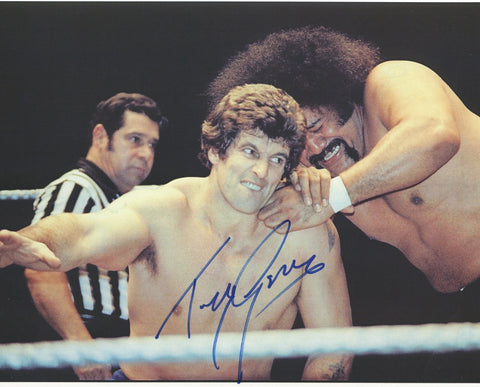 Tony Garea - Autographed 8x10 Photo