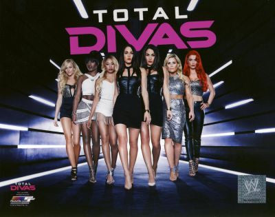 Total Divas - WWE Photo #4