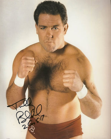Tully Blanchard - Autographed 8x10 Photo