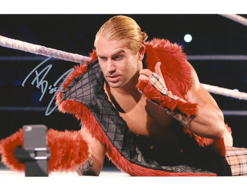 Tyler Breeze - Autographed WWE 8x10 Photo