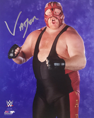 Vader - Autographed WWE 8x10 Photo