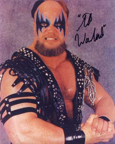 Warlord - Autographed 8x10 Promo Photo