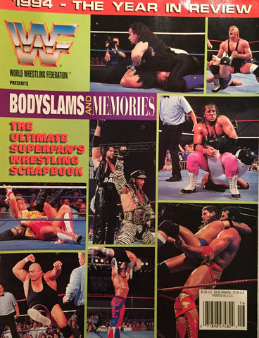WWF Magazine - 1994 Year in Review