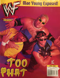 WWF Magazine - April 2000