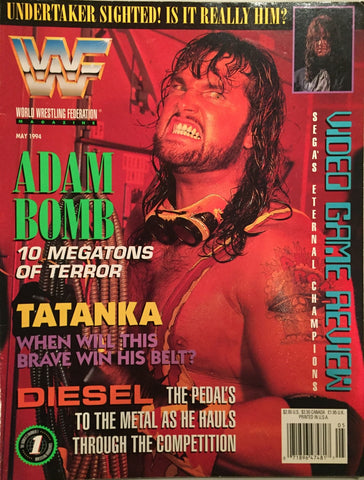 WWF Magazine - May 1994
