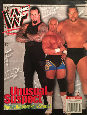 WWF Magazine - October 1999