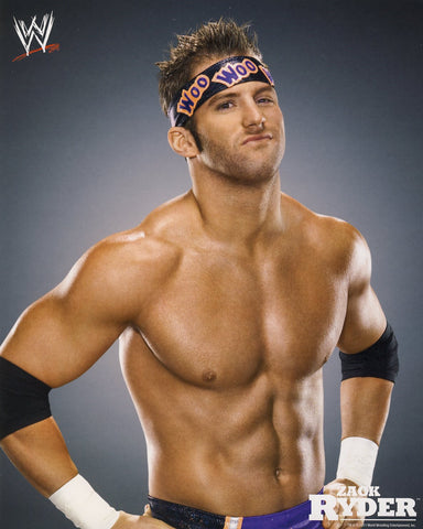 Zack Ryder - WWE Promo Photo