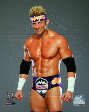 Zack Ryder - WWE Photo #6