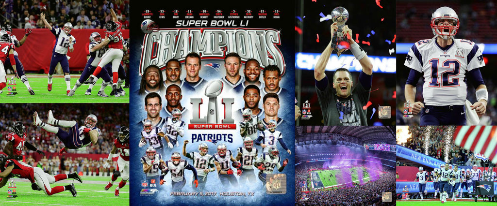 Super Bowl 51 NFL Photos and Posters