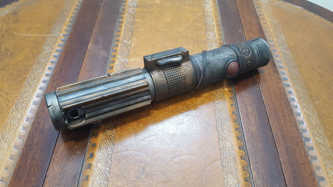 Cosplay prop. Steampunk / Wasteland Lightsaber - AN-02