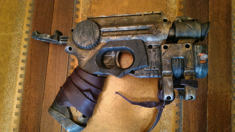 Cosplay prop. Steampunk / Wasteland gun - Nerf Nite Finder