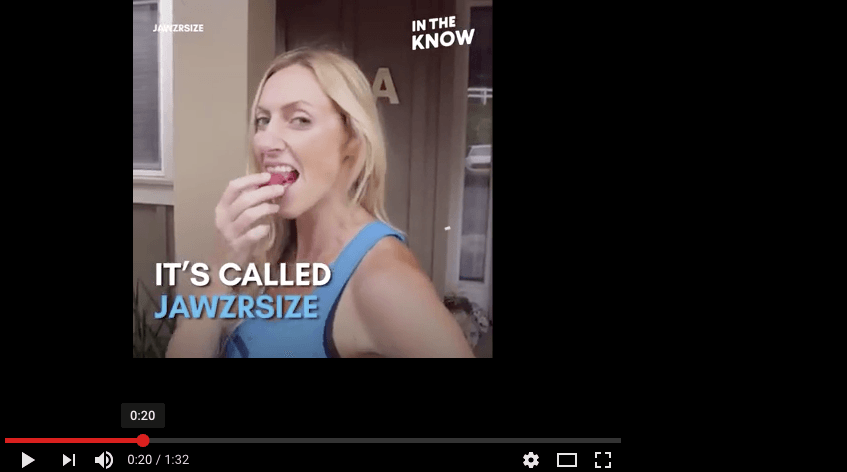 Jawzrsize Viral Video by In the Know