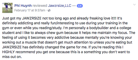 jawzrsize review