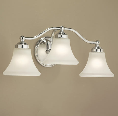 Two Light Wall Sconce