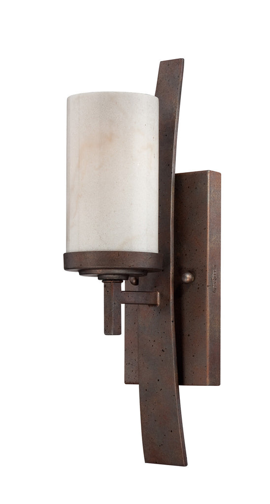 Quoizel - KY8701IN - One Light Wall Sconce - Kyle - Iron Gate