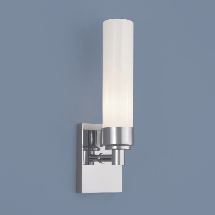 Norwell Lighting - 8230-PN-SH - One Light Wall Sconce - Alex - Polish Nickel