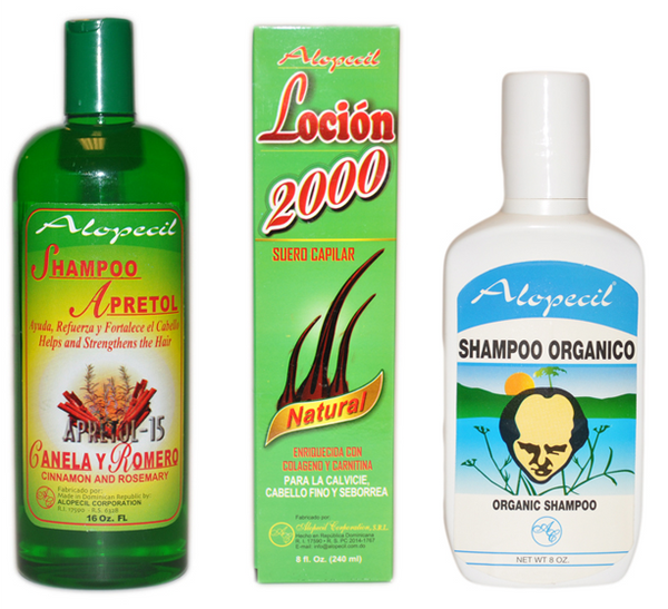 Alopecil Hair Loss Kit