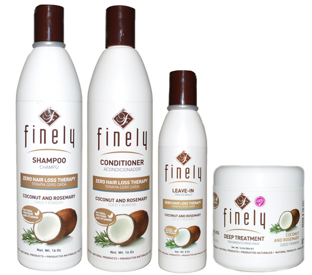 Finely Coconut and Rosemary (Coco y Romero) (4 Piece Set)