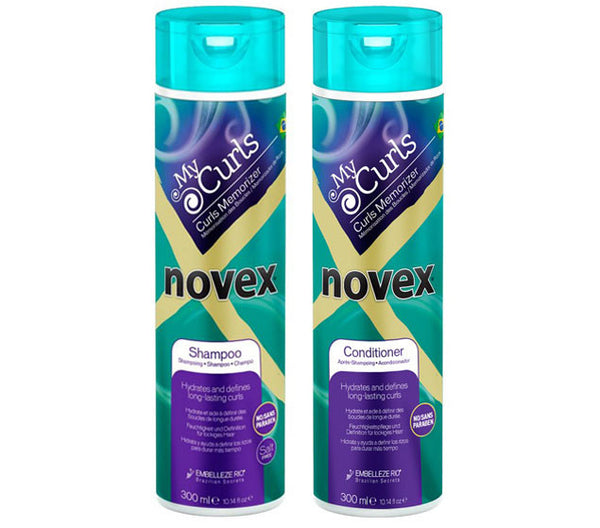 Embelleze Novex My Curls Hair Kit (Shampoo & Conditioner)