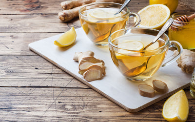 Ginger - The Ultimate Digestion Enhancer